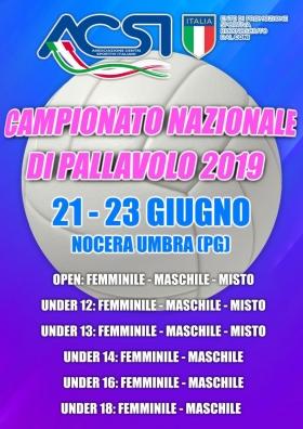 PALLAVOLO-CAMPIONATO NAZIONALE